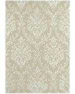 Teppich Riverside Damask Cream