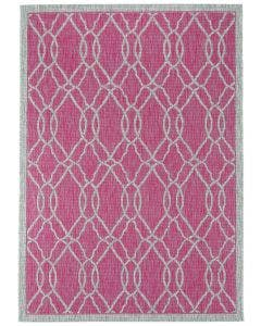 In- & Outdoor-Teppich Cleo Pink