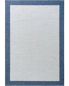 In- & Outdoor-Teppich Vora Beige/Blau